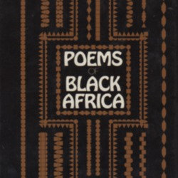 Poems of Black Africa