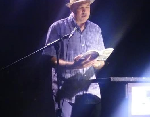 The Man, The Myth, The Legend: Mike The Poet LA