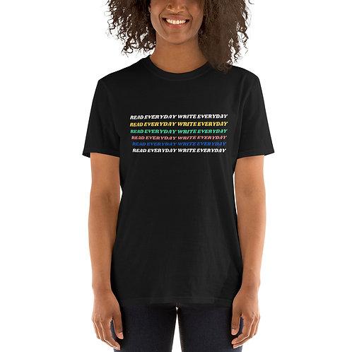 Read Everyday Short-Sleeve Unisex T-Shirt