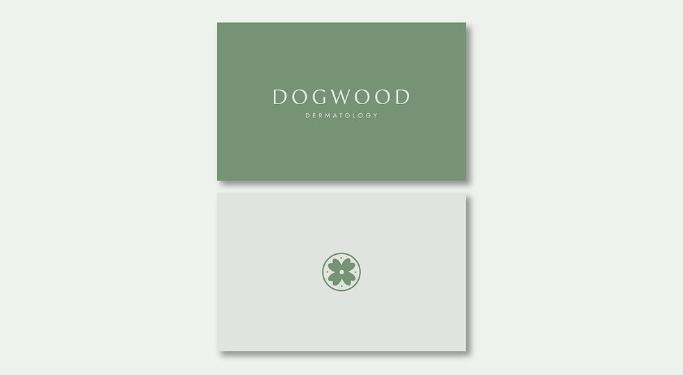 Brand Identity Design For Dogwood