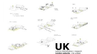 London - suburb intensification | UK | research