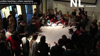 urdban in Amsterdam | teaching | NL