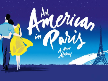 Currently Touring with the International Tour of An American In Paris