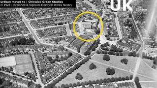 urdban moves to | Chiswick Green Studios