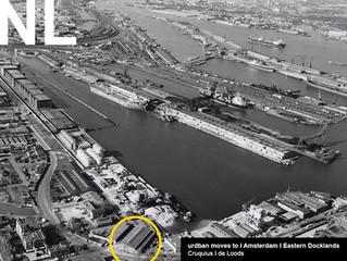urdban moves to | NL | Eastern Docklands Amsterdam