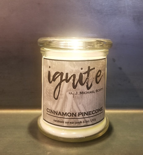 Cinnamon Pinecone