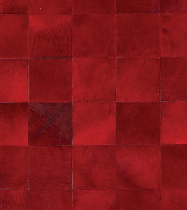 Red carpet in leather - Sparkless 3118-10- face product
