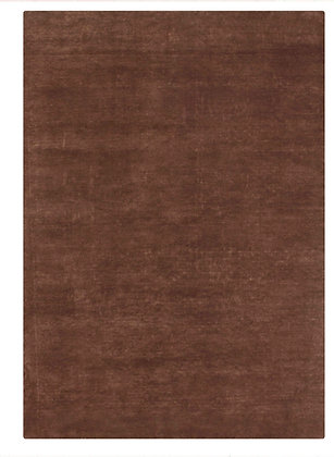 tapis marron - Pacific 4803-85 - face produit