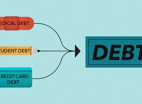¿La consolidación de la deuda ayudará o dañará su crédito?