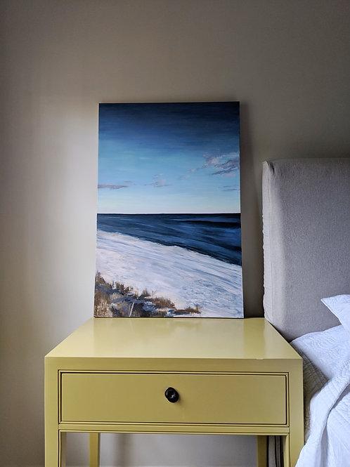 """""""Blue Mountain Beach #2"""""""