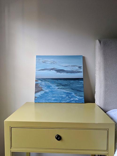 """""""Blue Mountain Beach"""""""