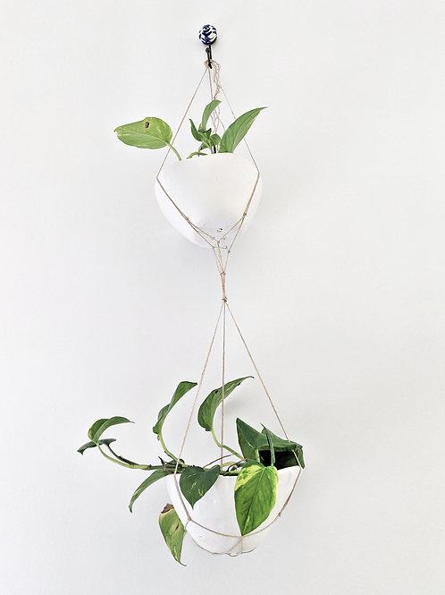- DOBLE - hanging planter