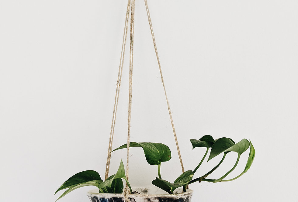 - MOON - hanging planter