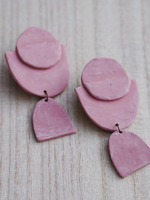 - LONNY - polymer clay earrings