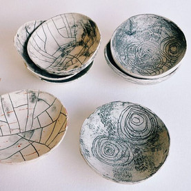 #tbt to these primitive,  map-inspired bowls...jpg