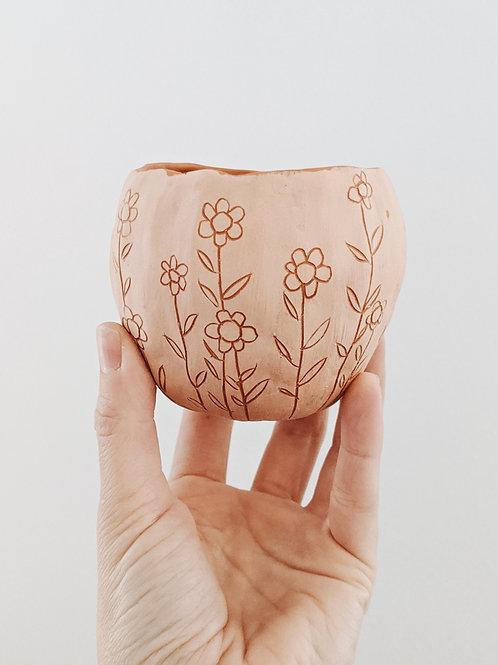 - FLORA - mini planter