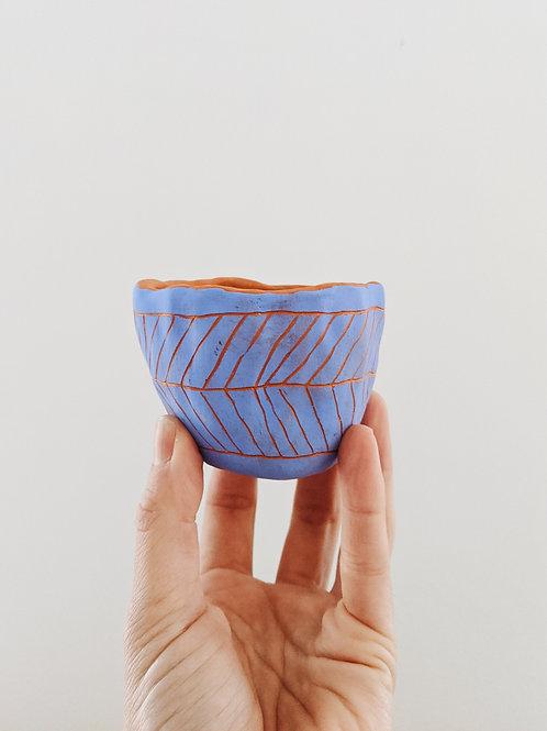 - HERRINGBONE - mini planter