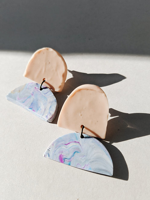 - MILLIE - polymer clay earrings