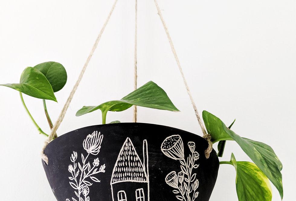 - FOLK HOME - hanging planter