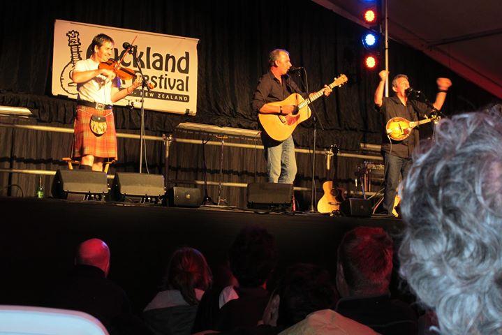Auckland Folk Festival. NZ