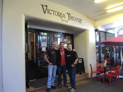 Victoria Theatre, Auckland 2016