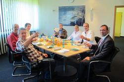 Lunch with the Burgermeister, Ketsch