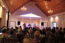 The world's best house concert.