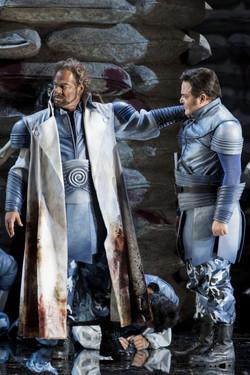 Otello e Cassio