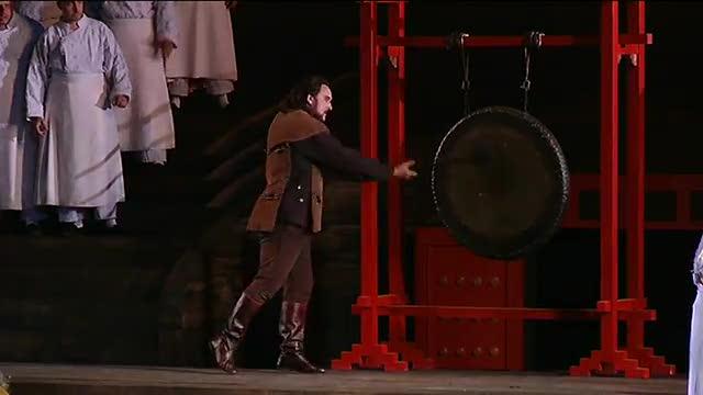 TURANDOT. Puccini