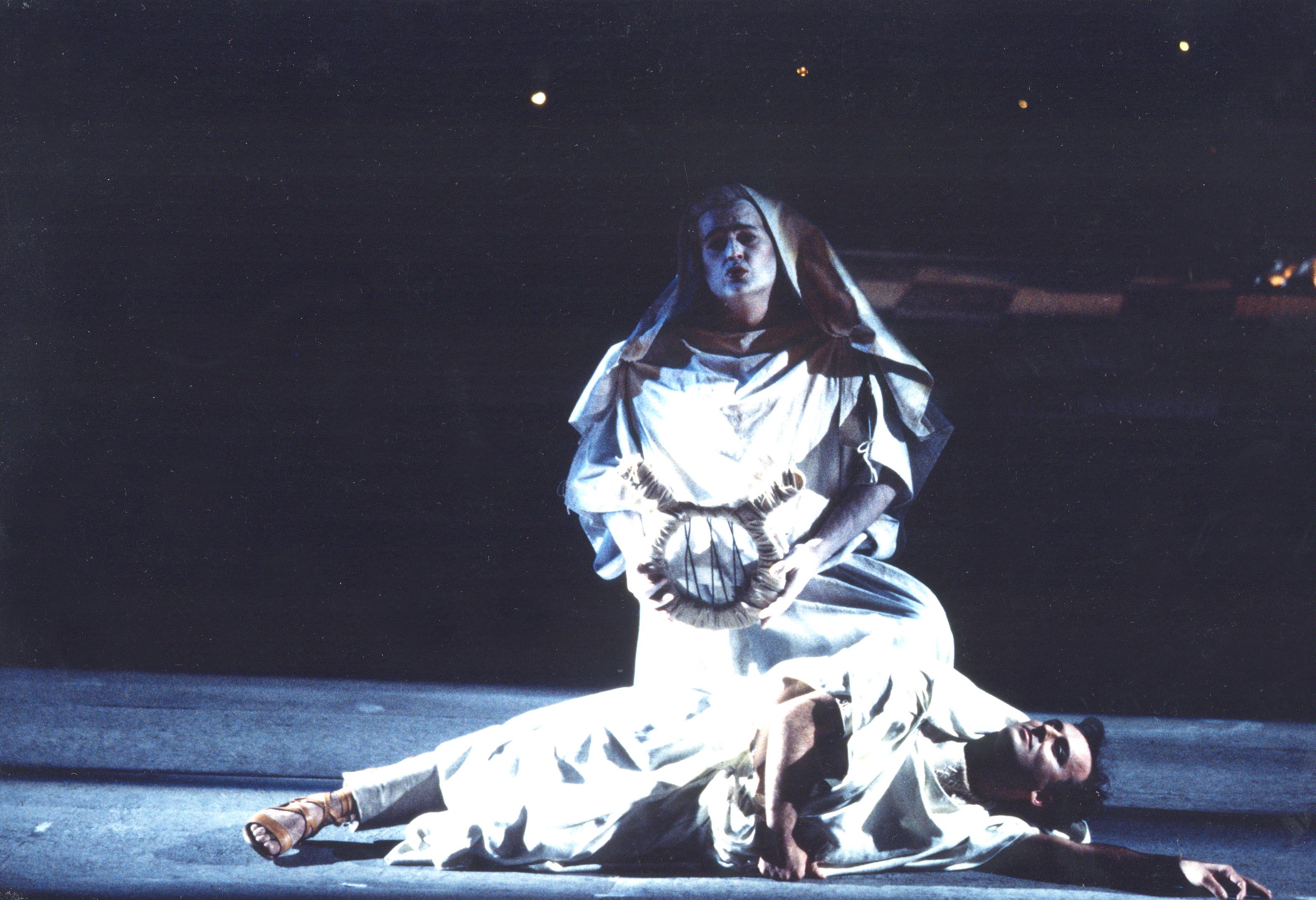 """""""L'ORFEO"""". Monteverdii.Apollo-Orfeo"""