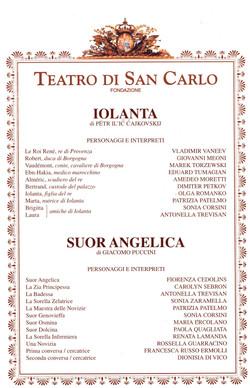 """""""SUOR ANGELICA"""" Puccini"""