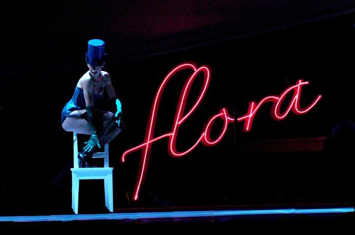 LA TRAVIATA. Verdi. Casa Flora