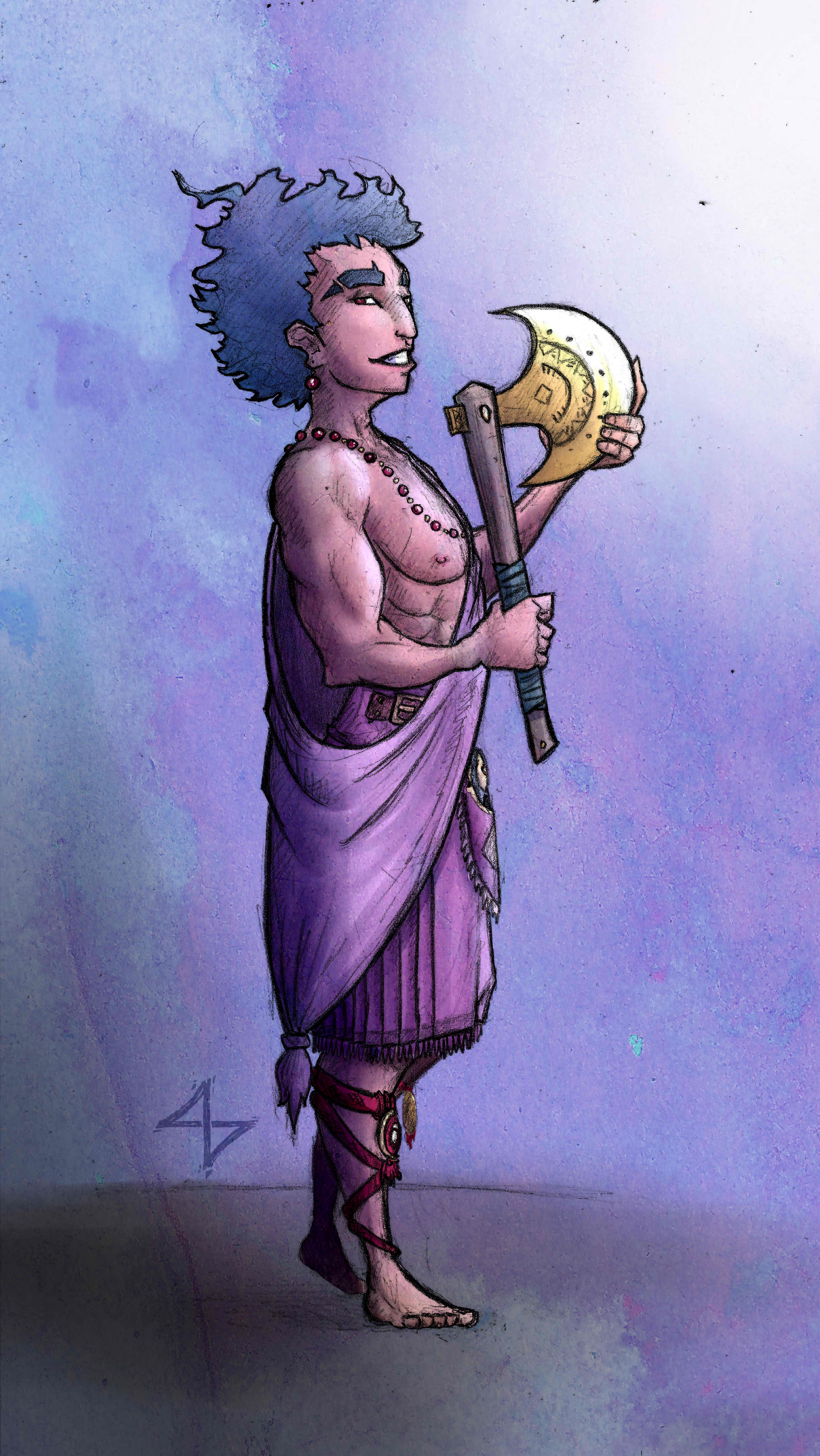 The Wulver Prince