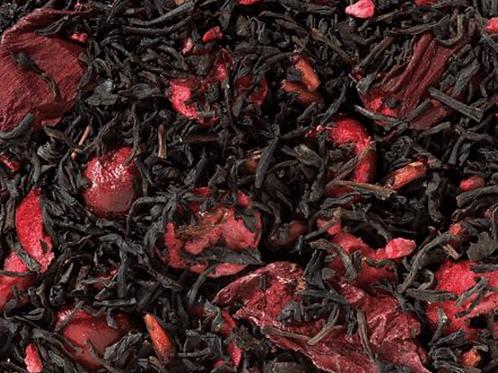 Schwarztee Granatapfel Cranberry