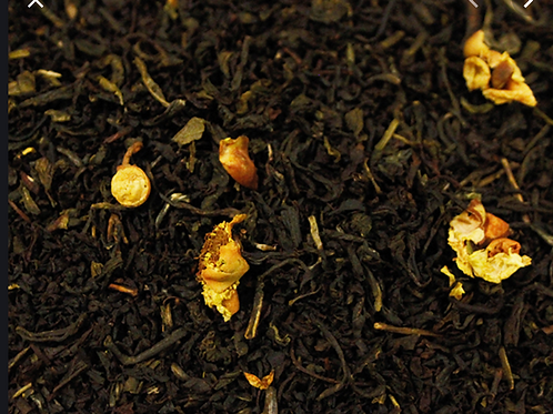 Scharztee Mönch`s Tee
