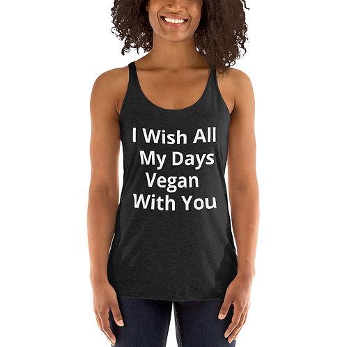 Vegan Days Womans Tank