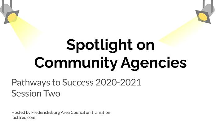 Spotlight on Community Agencies.png