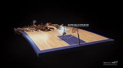 FT Gym basket ball