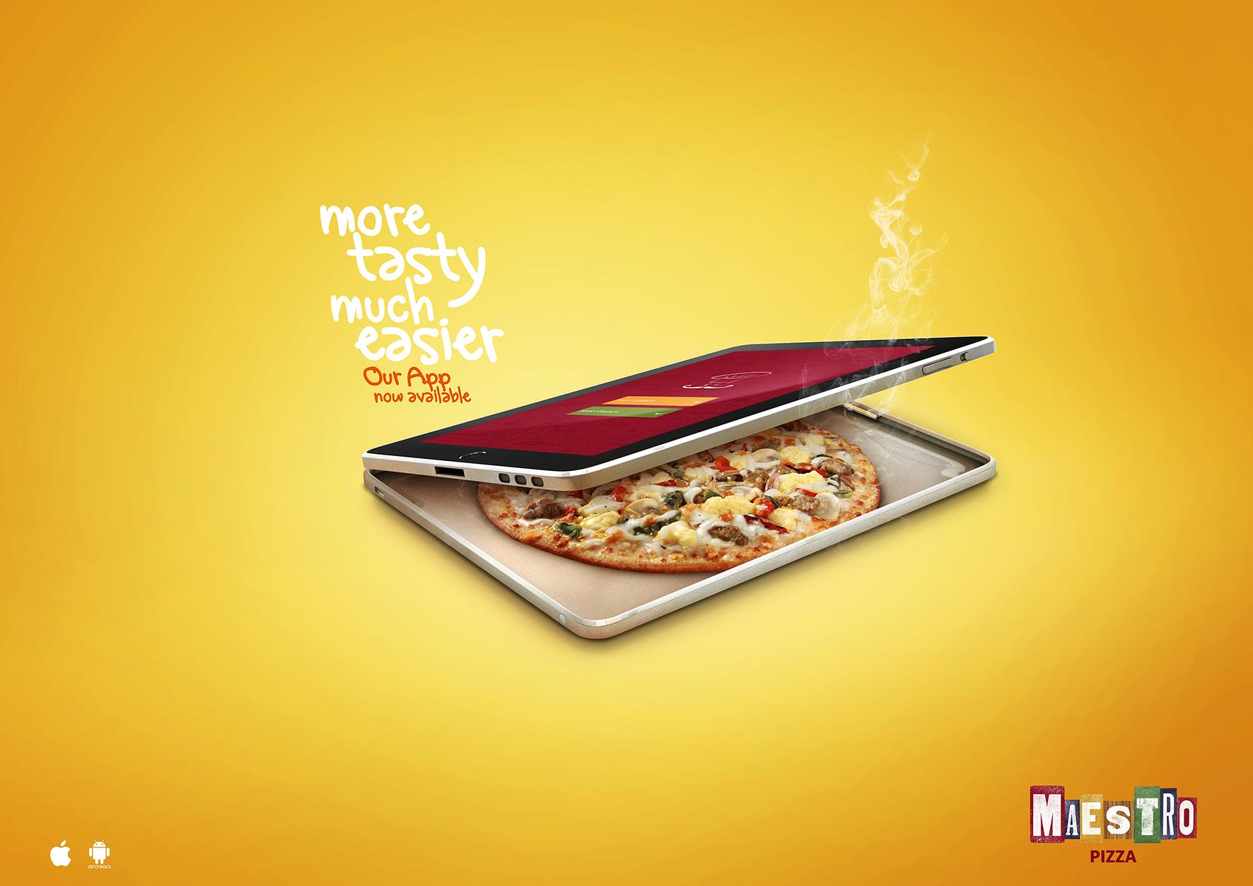 Maestro Pizza Digital