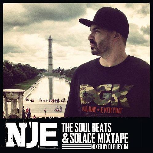 NJE: The Soul Beats & Solace Mixtape