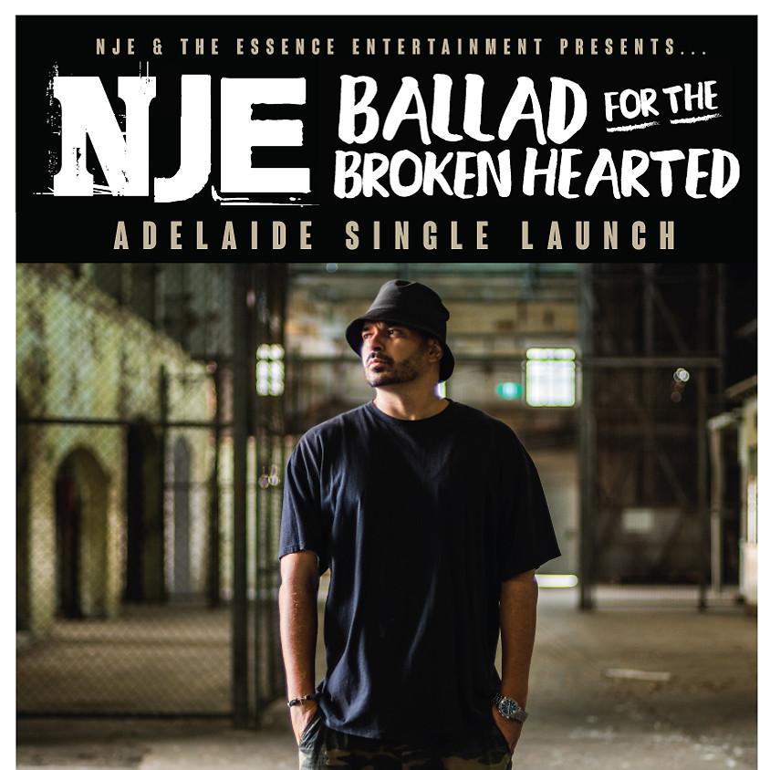 NJE - Ballad For The Broken Hearted - Adelaide Show