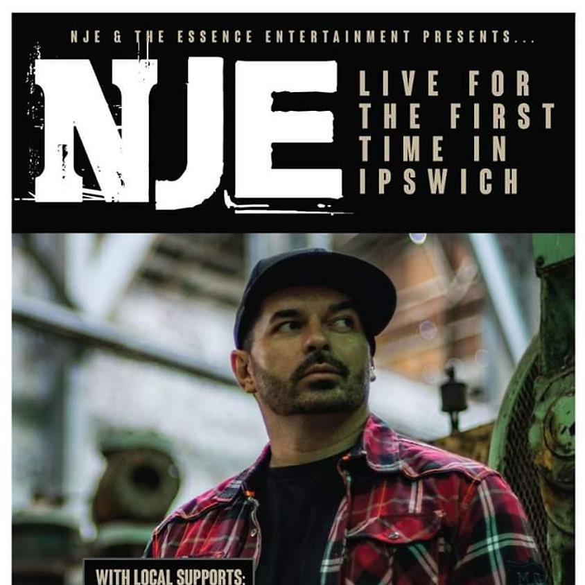 NJE - Live In Ipswich