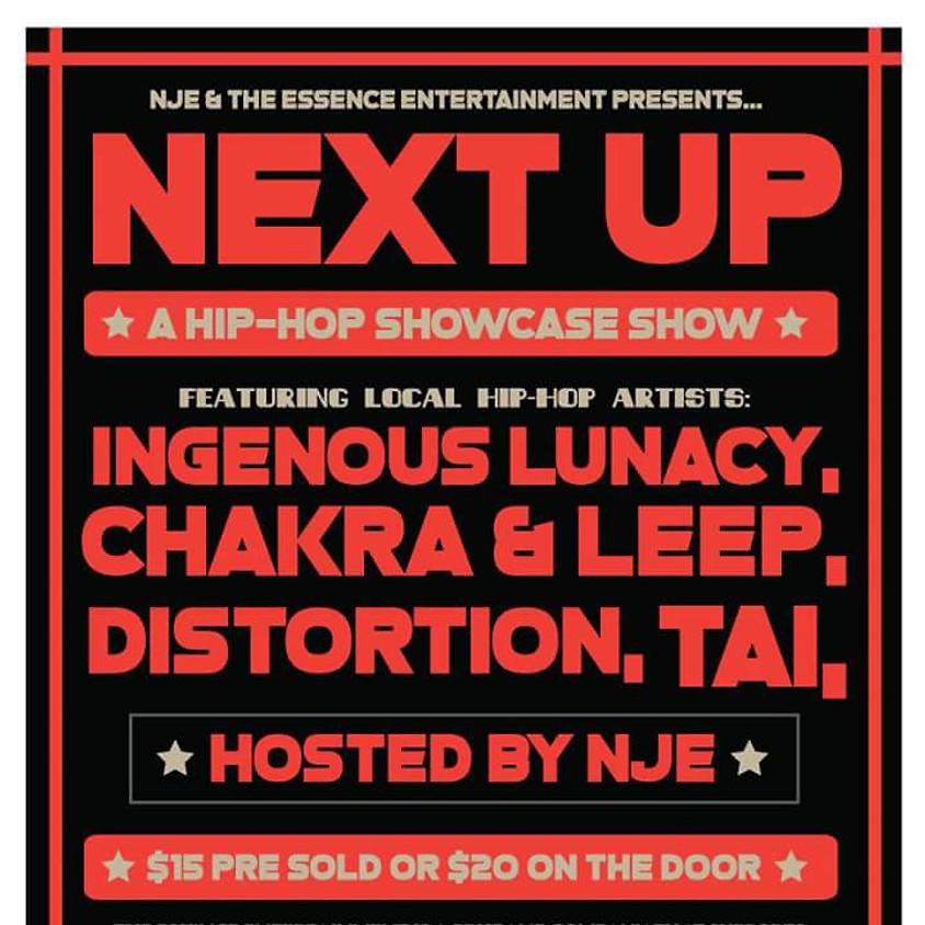 NEXT UP - A Hip-Hop Showcase Show (Brisbane)