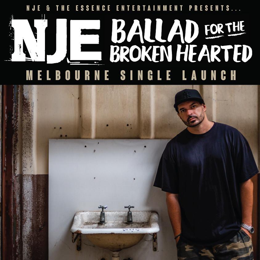 NJE - Ballad For The Broken Hearted - Melbourne Show