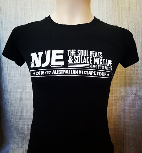 NJE - MIXTAPE TOUR TEE