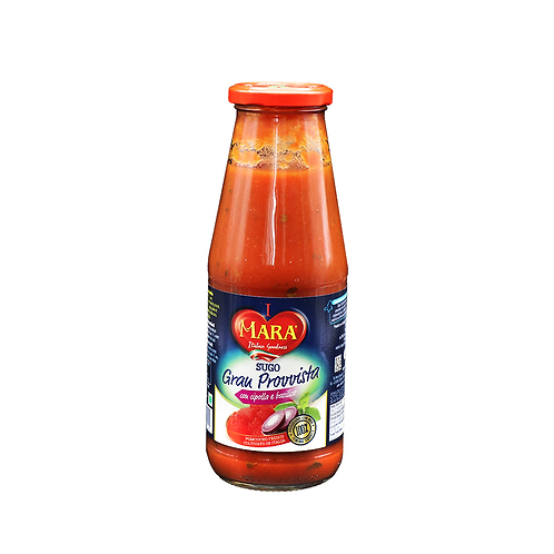 Gran Provvista - Tomato Sauce with Onion and Basil