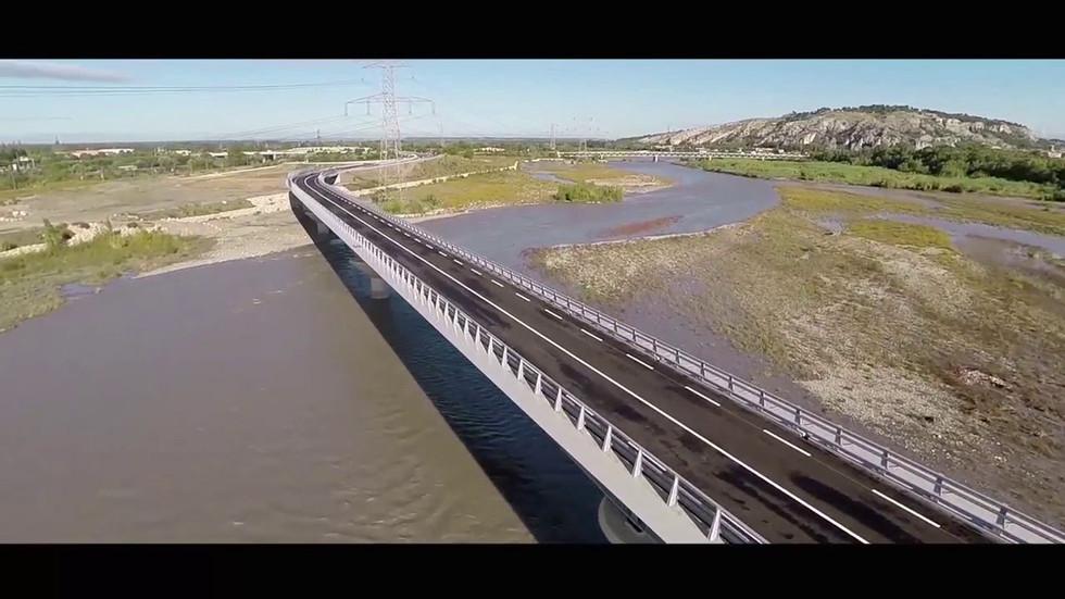 Viaduc de Cavaillon - Vaucluse