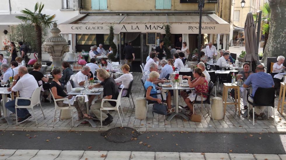 Restaurant A la maison - Orange - Vaucluse