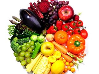 Eat a Rainbow for Eye Health