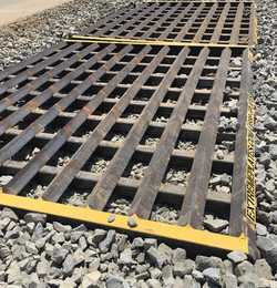Innovative Track Out Grates (TOGs)